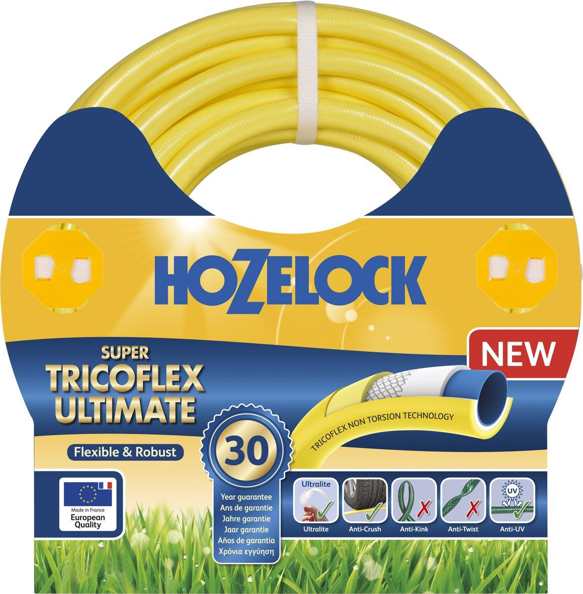 Hozelock Super Tricoflex Ultimate ? 15 mm 25 meter