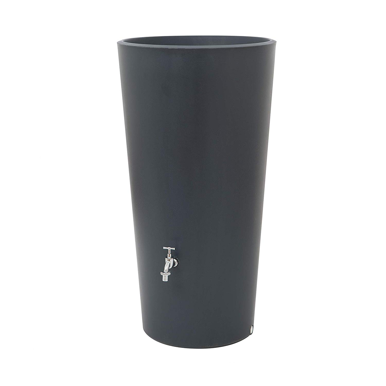 Design Regenton Antraciet 2 in 1 | 150 Liter