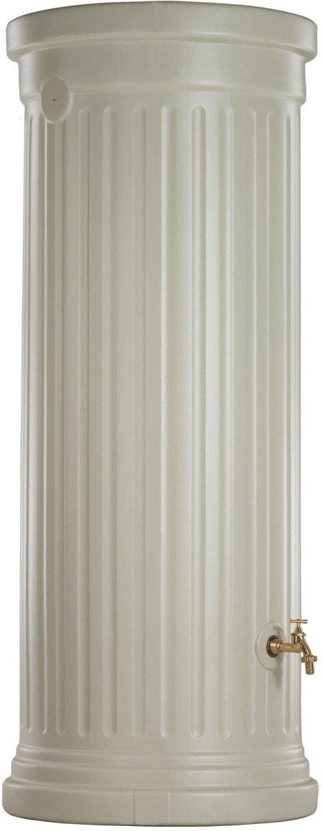 Design Regenton Zuil Beige 1000 Liter