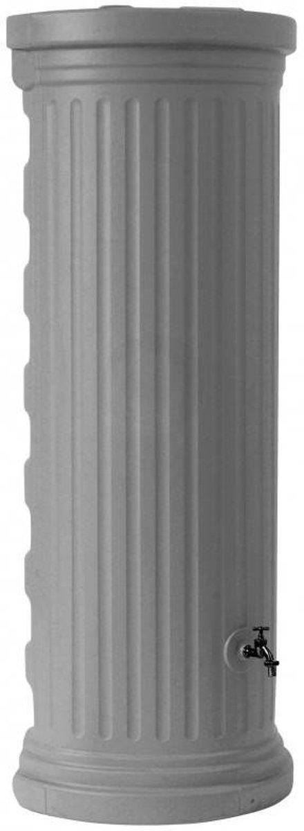 Design Regenton Muurzuil Grijs 550 Liter