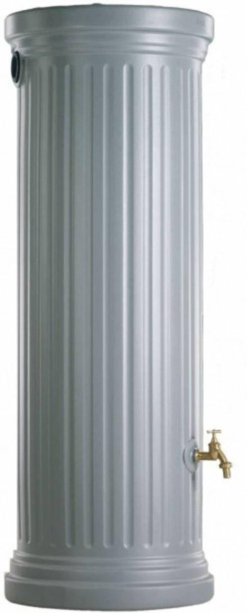 Design Regenton Zuil Grijs 330 Liter