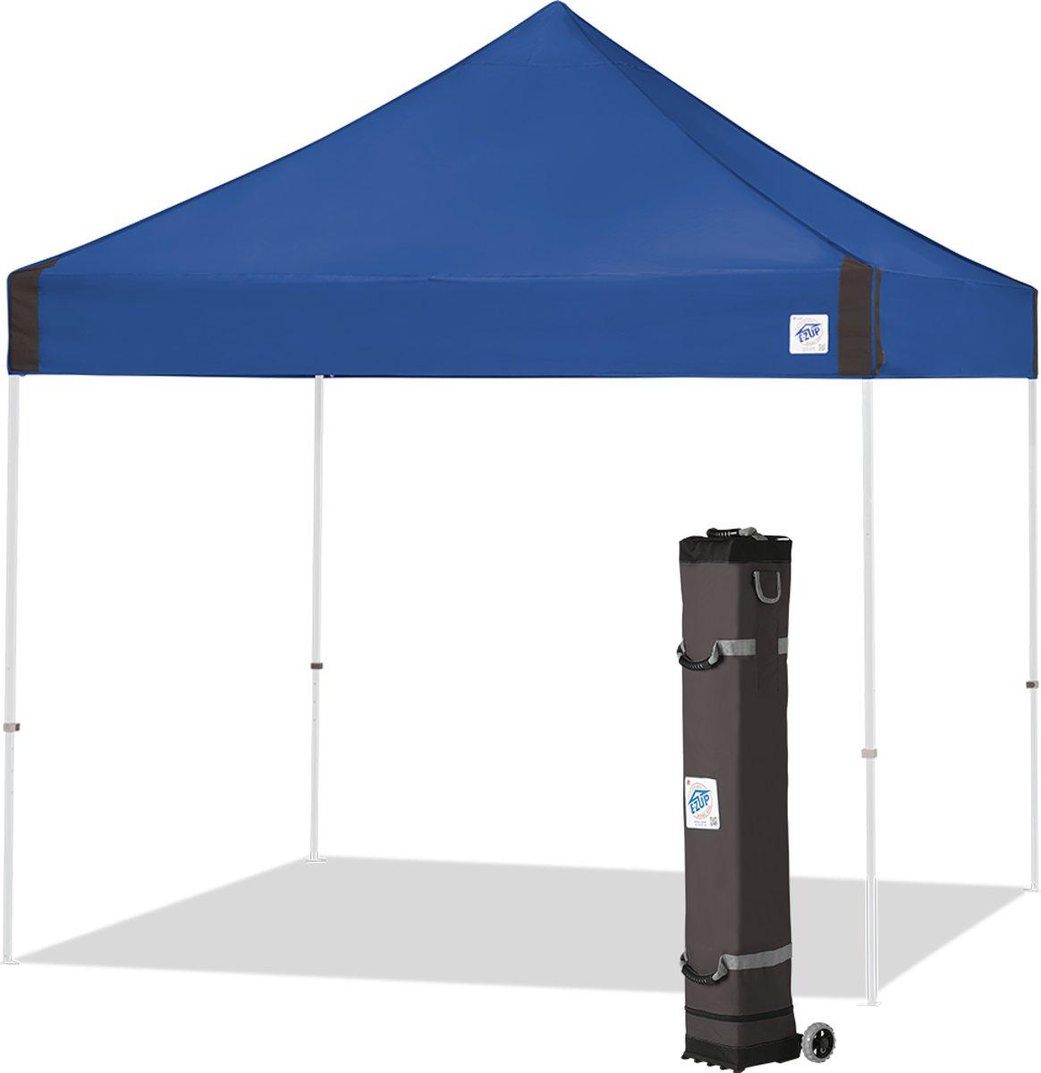 E-Z UP Vantage Partytent 3x3m  Royal Blue 2015