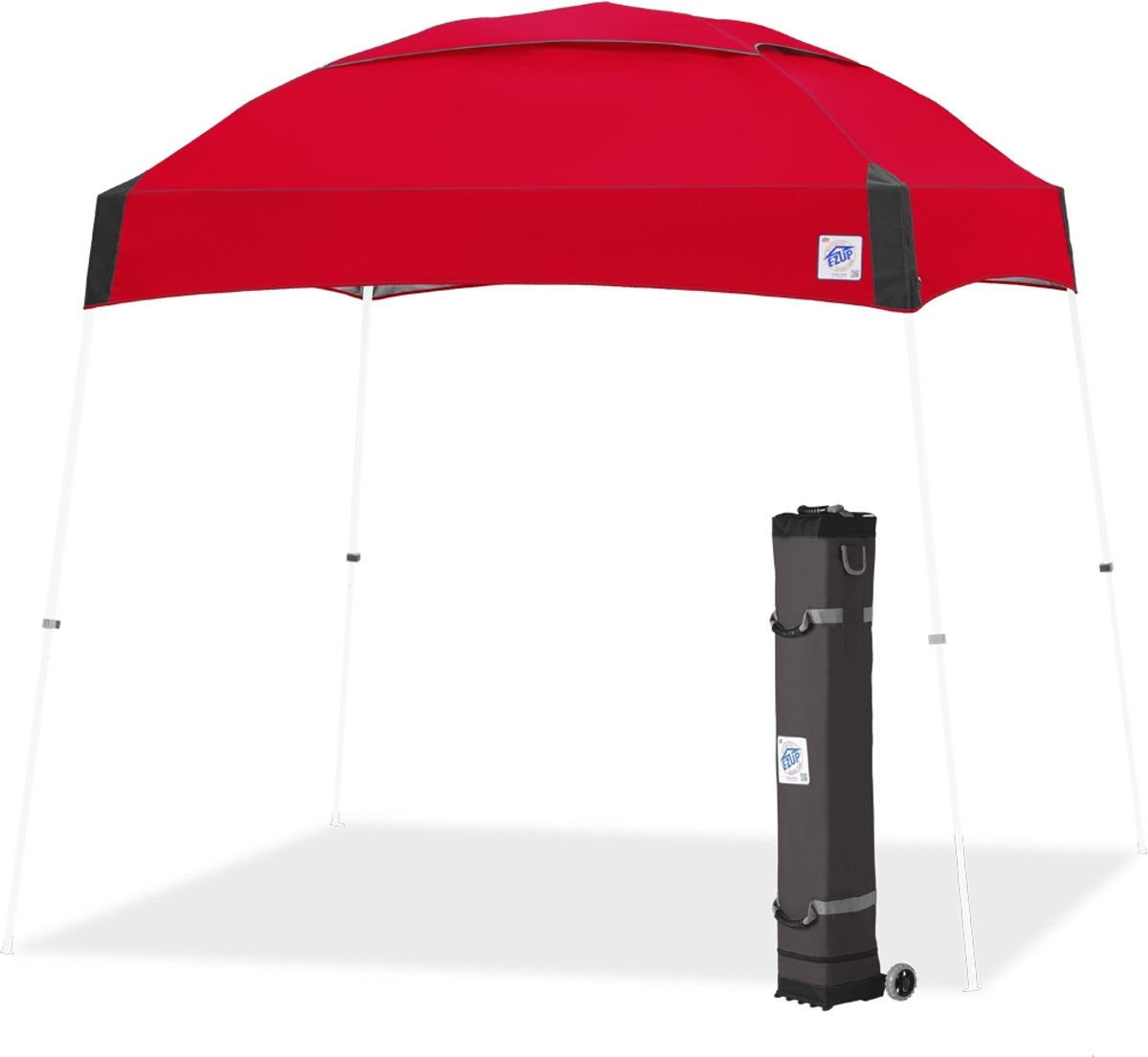 E-Z UP Dome Partytent 3x3m  Punch