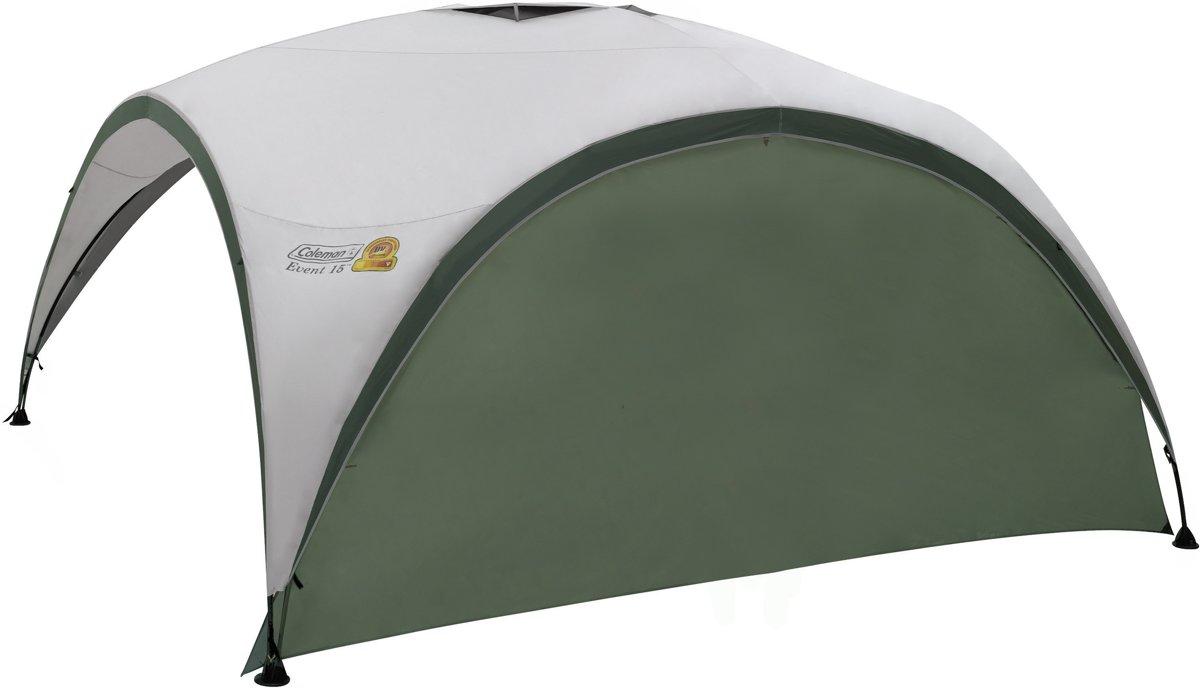 Coleman Zijwand voor Event Shelter - Partytent - 3x3 Meter - Grijs