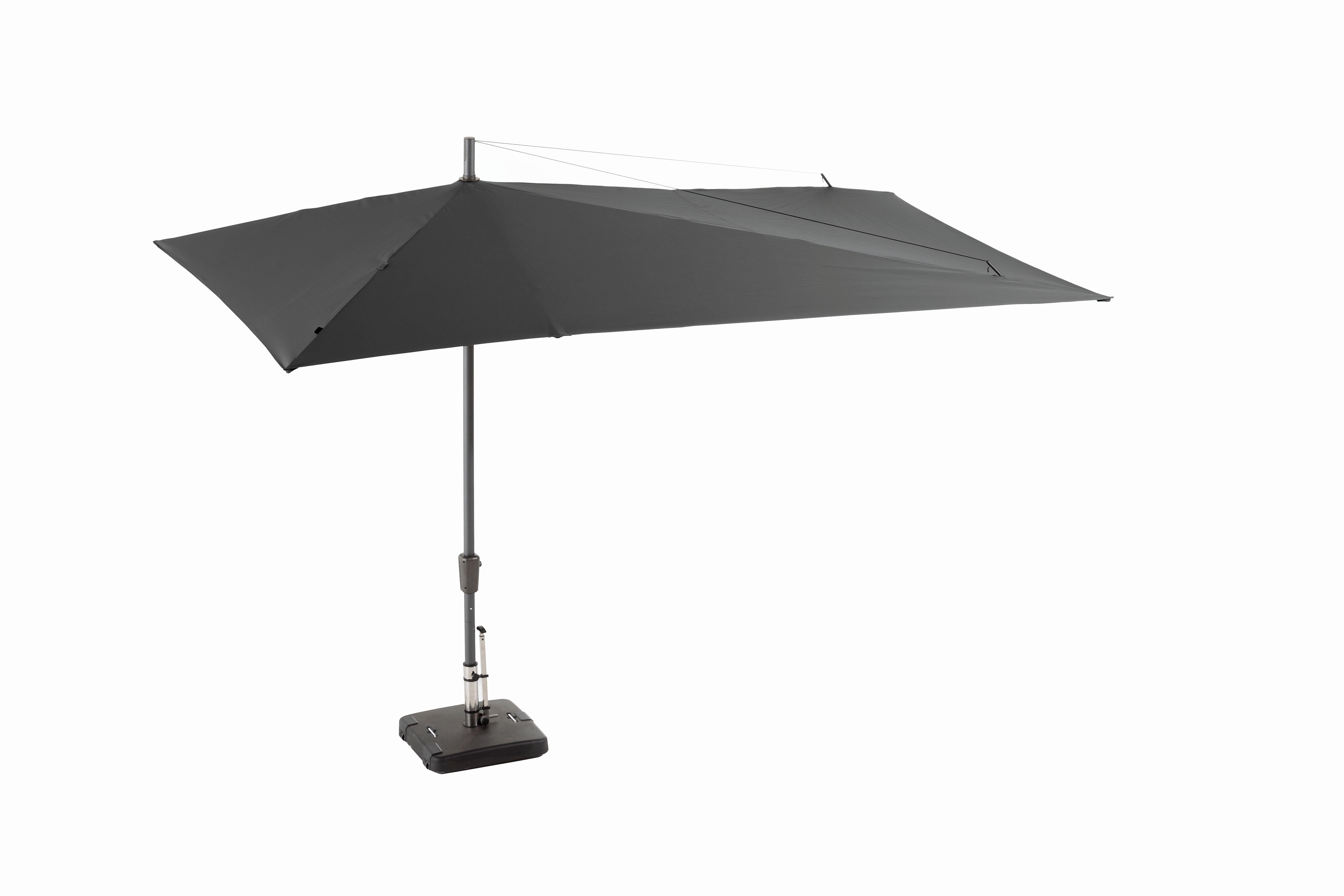 Parasol Sola Grey 360x220