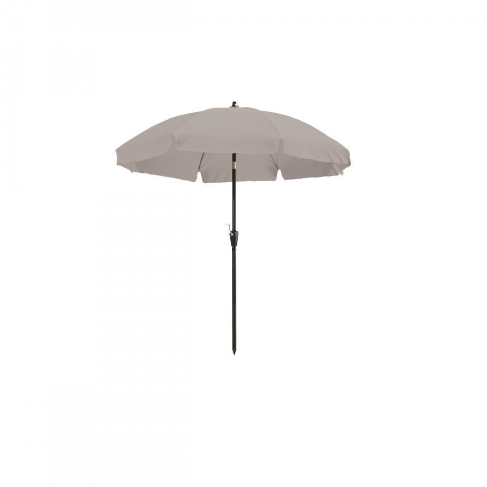 Madison parasol Lanzarote 250cm - grijs