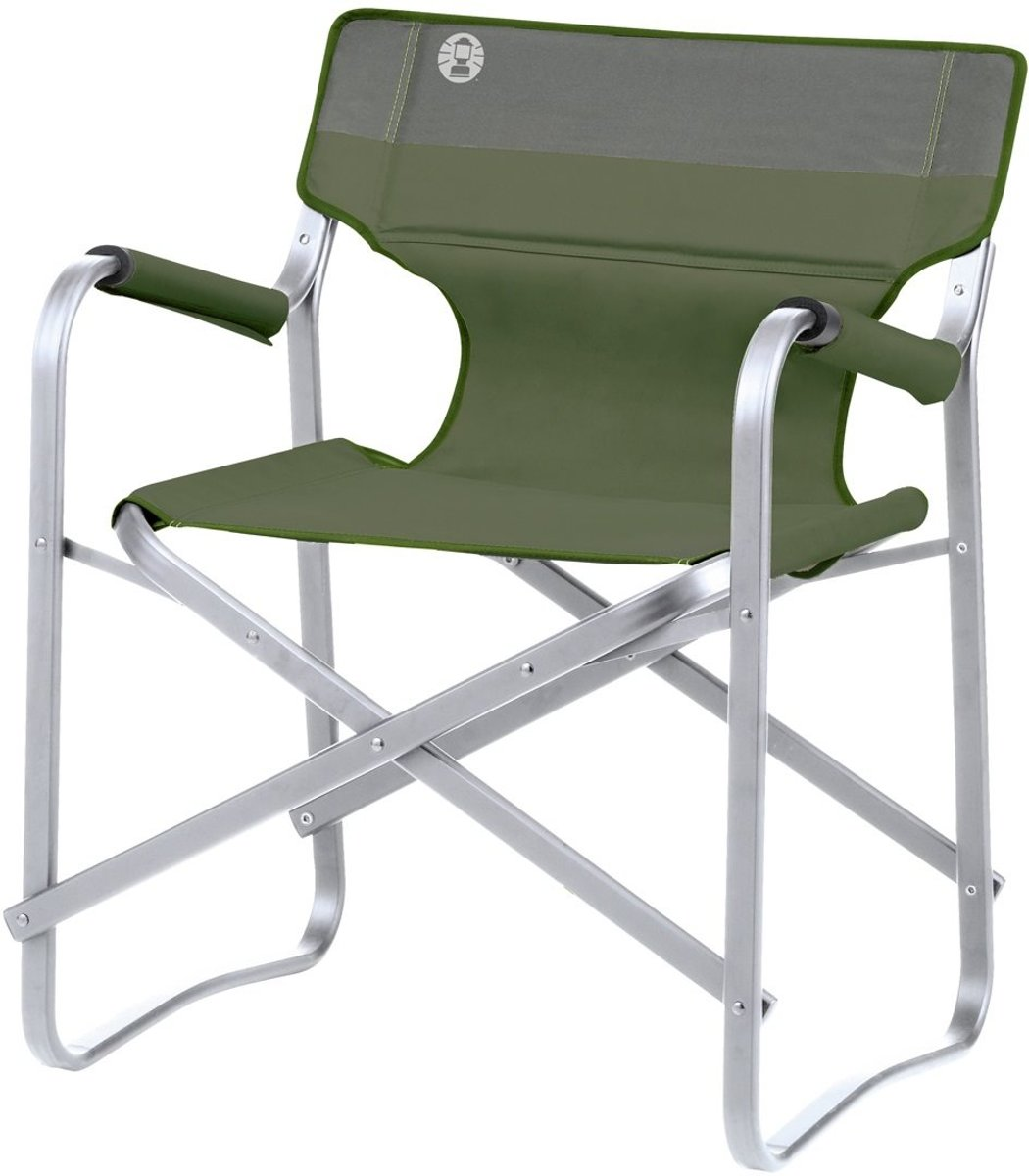 Coleman Deck Chair - Campingstoel -  - Groen