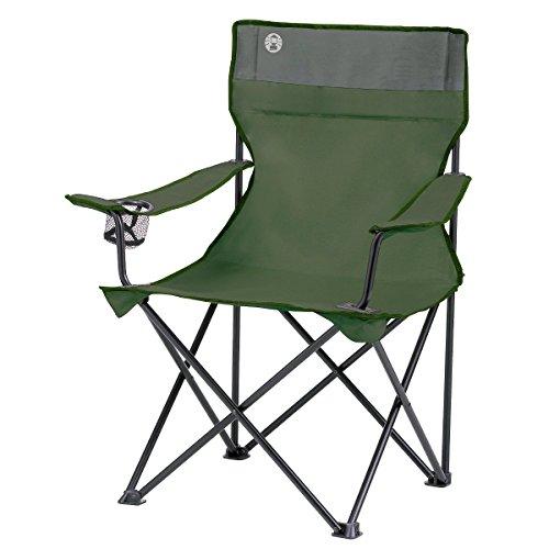 Coleman Campingstoel Quad Groen