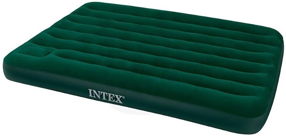 Intex luchtbed Prestige Downy 2-persoons 203 x 152 x 22 cm