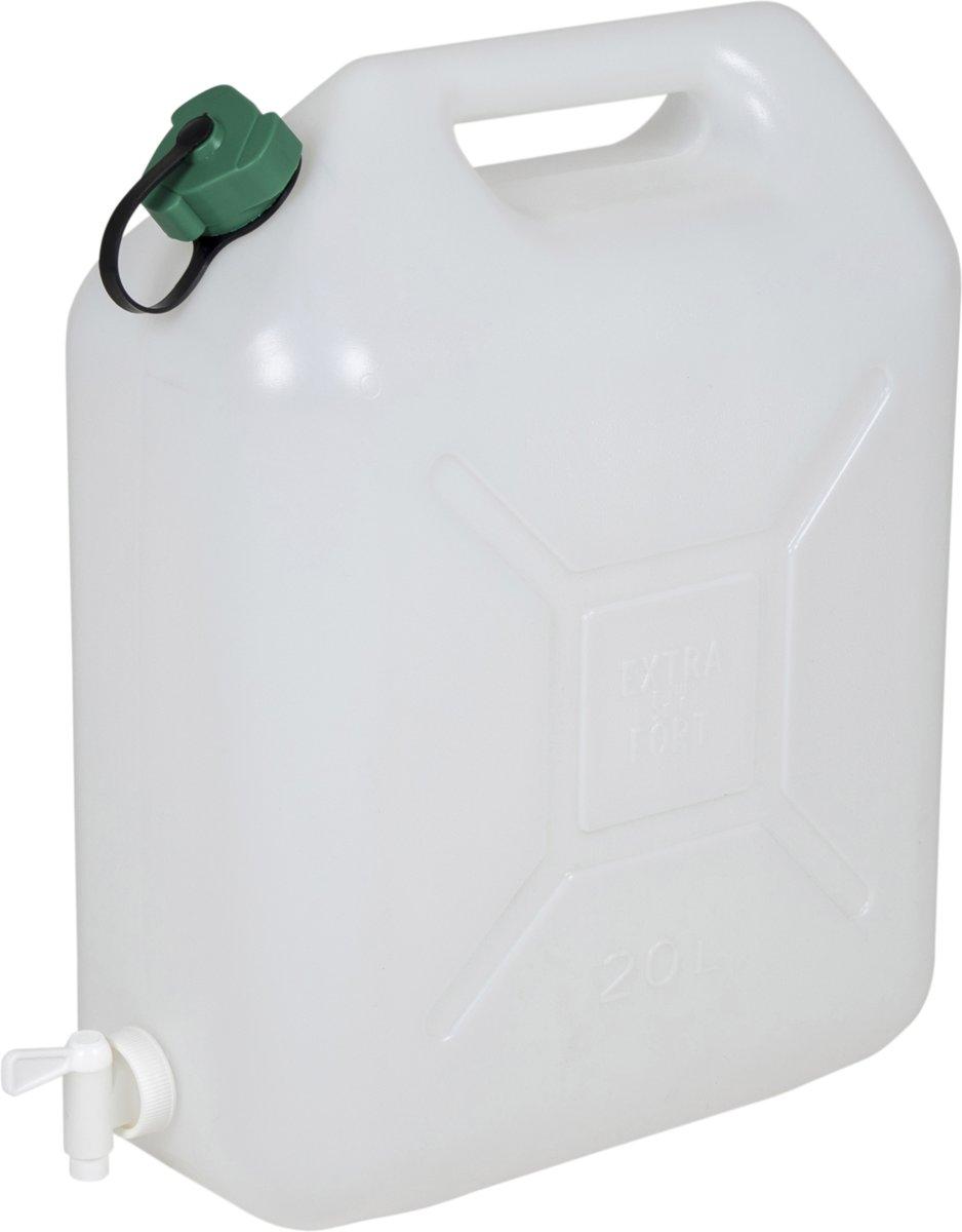 Eda Water jerrycan - Met Kraan - 20 Liter