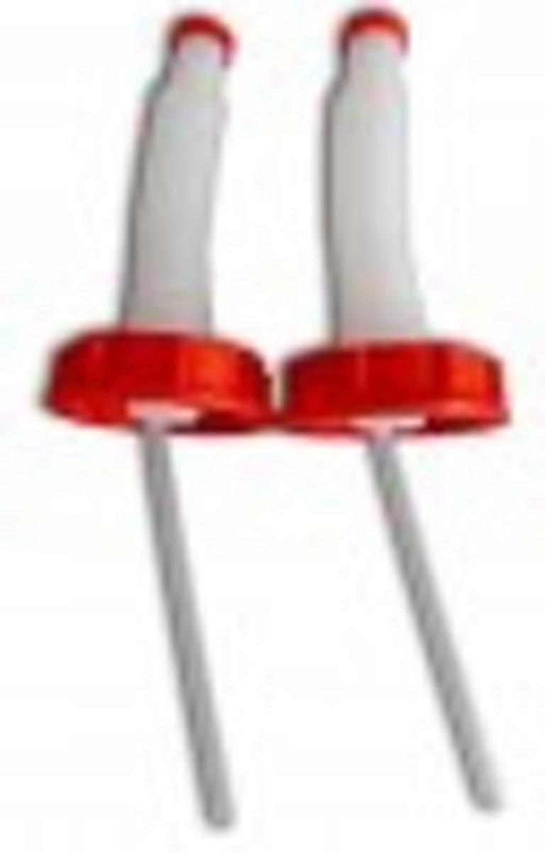 Schenktuit flexibel met dop voor jerrycans met een aansluiting van 61 mm 1 stuks
