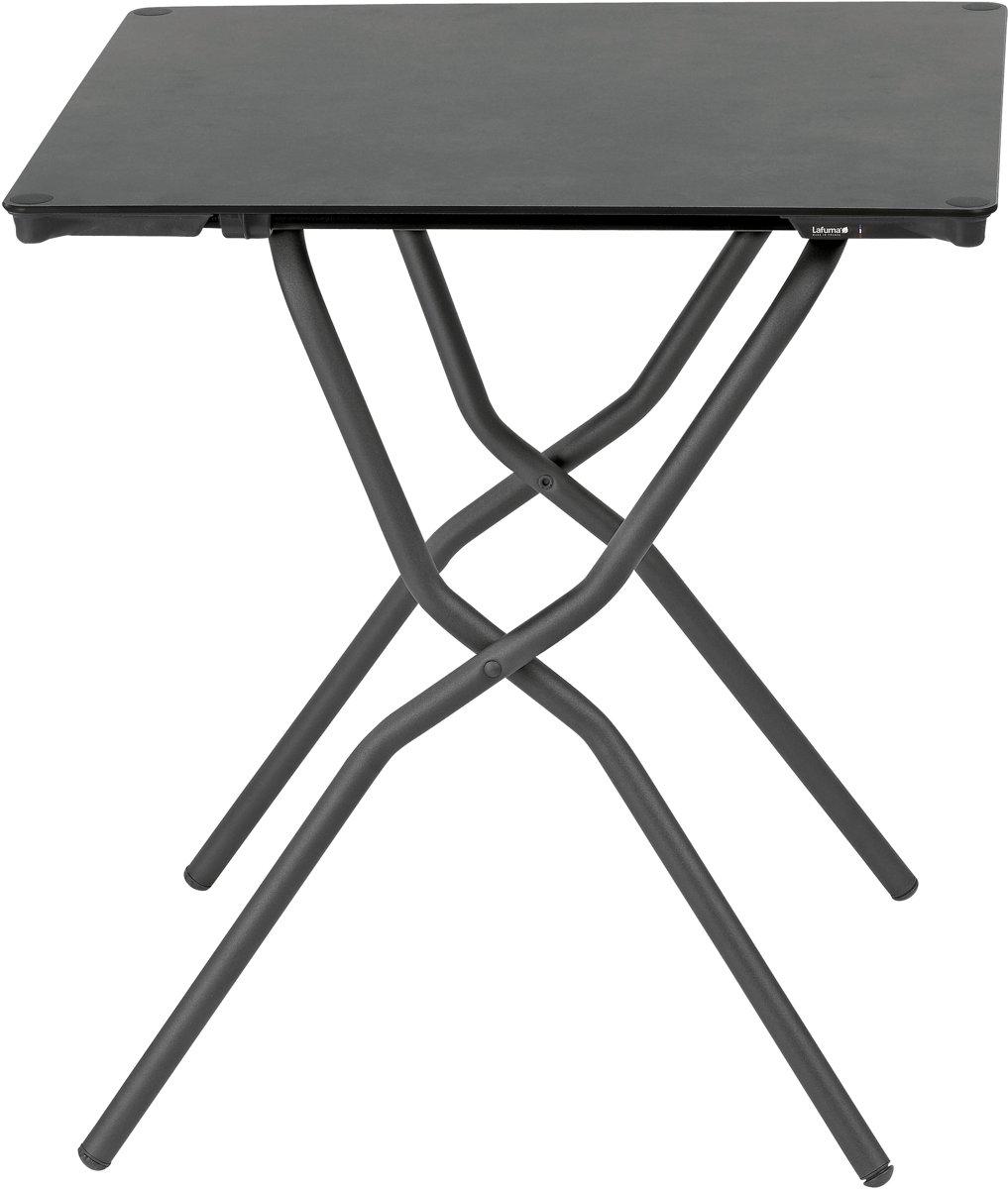 Lafuma mobilier anytime campingtafel - vierkant
