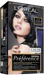 Loreal Paris Preference Infinia 1.1 Cool Black Pearl Intens Ijzig Per stuk