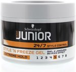 Junior Power Styling Styln Freeze Gel 200ml