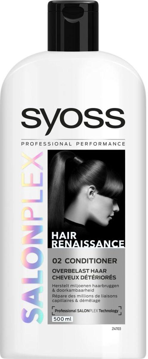 Syoss Conditioner Salonplex 500ml