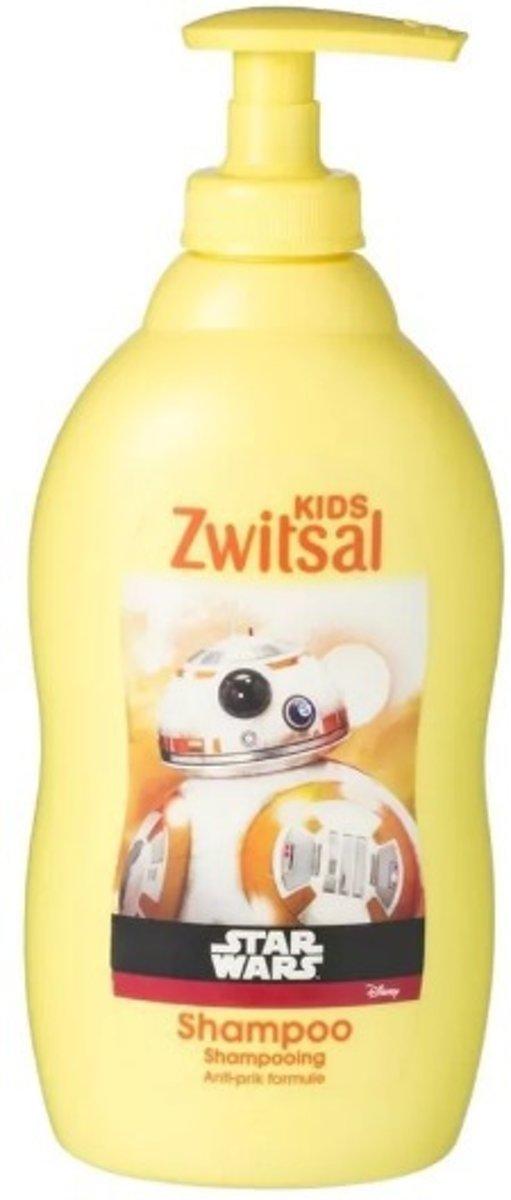 Zwitsal Kids Shampoo Anti-prik Star Wars 400ml