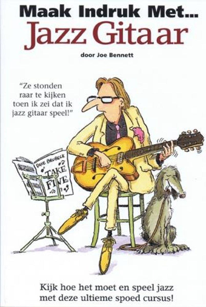 MusicSales Maak Indruk Met... Jazz Gitaar