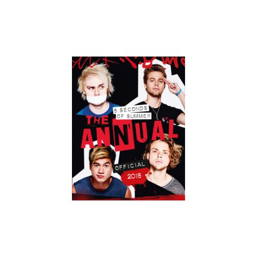 5sos Annual 2016 Book Of Stuff - 5 Seconds Of Summer
