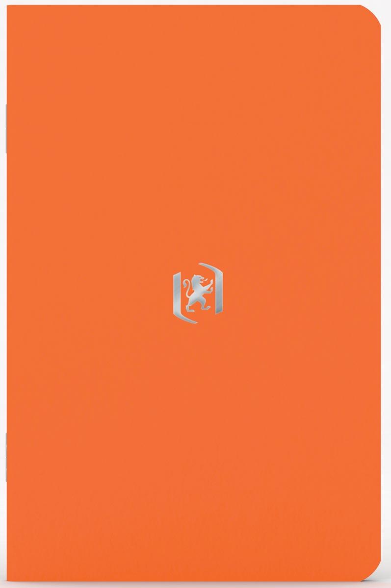 Oxford Pocket Notes, 9 x 14 cm, gelijnd, 48 bladzijden, oranje