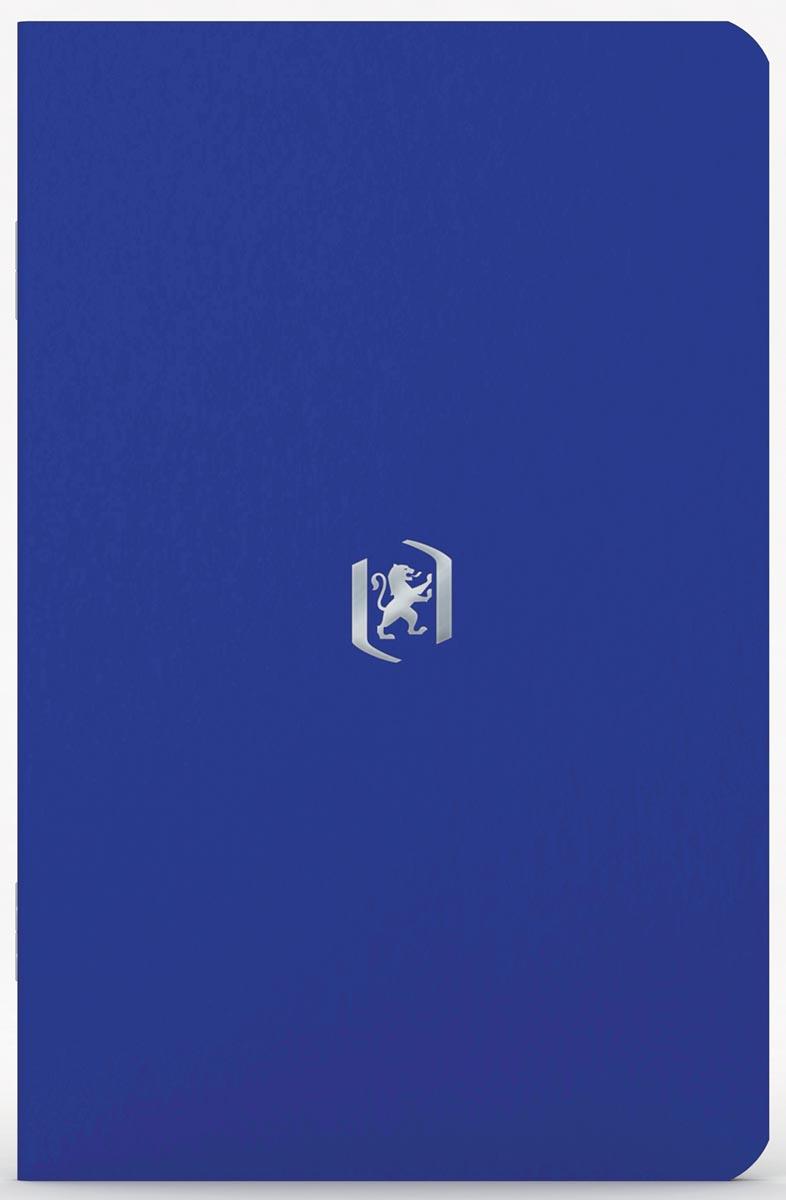 Oxford Pocket Notes, 9 x 14 cm, gelijnd, 48 bladzijden, koningsblauw