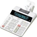 Casio FR-2650RC Wit Aantal displayposities: 12 werkt op het lichtnet