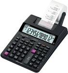 Casio HR-150 RCE Zwart Aantal displayposities: 12 werkt op batterijen, werkt op het lichtnet (optioneel)