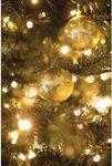 Kerstverlichting 100 Gloeilamp Warm Wit 9,4m