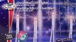 Kerstverlichting 160 LED Warm Wit 2,3m