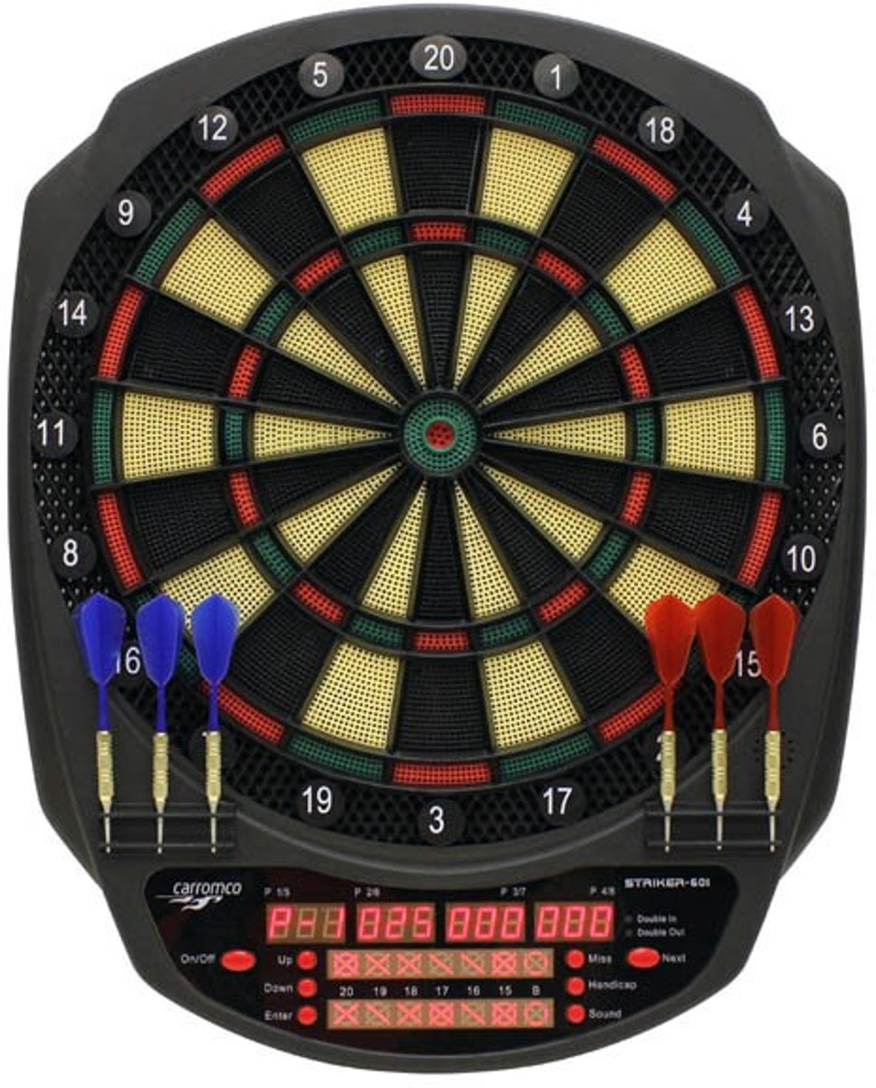 ABC Darts Elektronisch Dartbord - Striker