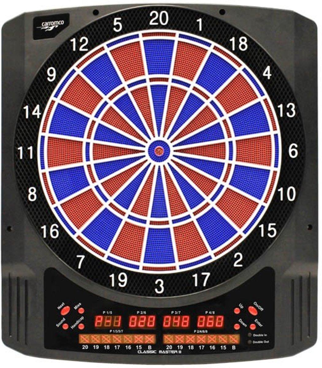 ABC Darts Elektronisch Dartbord - Classic Master II