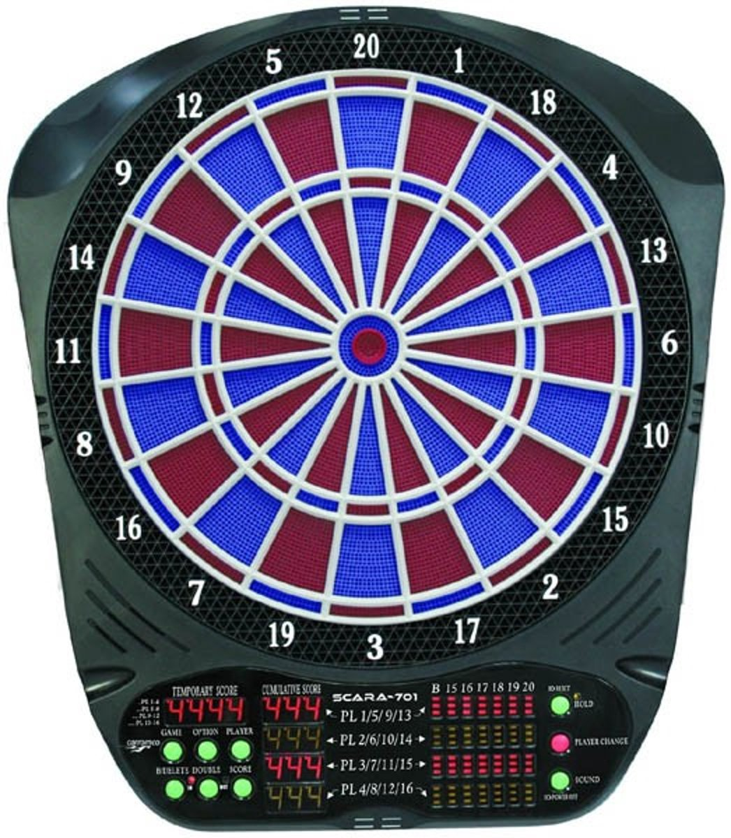 ABC Darts Elektronisch Dartbord - Scara