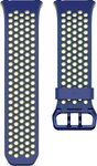Fitbit Ionic sport polsband maat Small (Blauw/Geel)