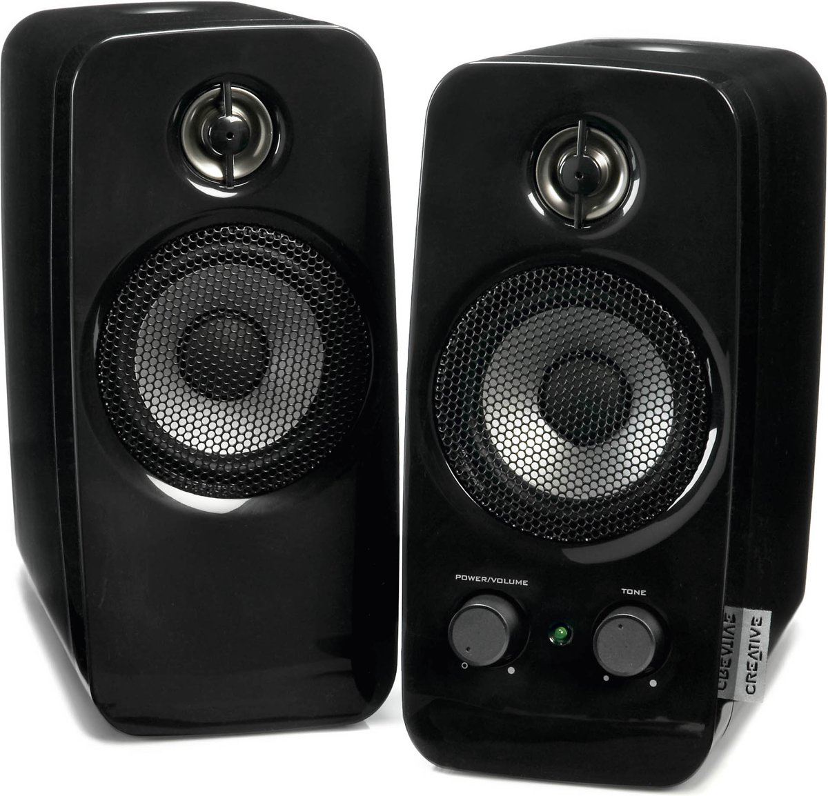 Creative Labs Inspire T10 - 2.0 Speakers