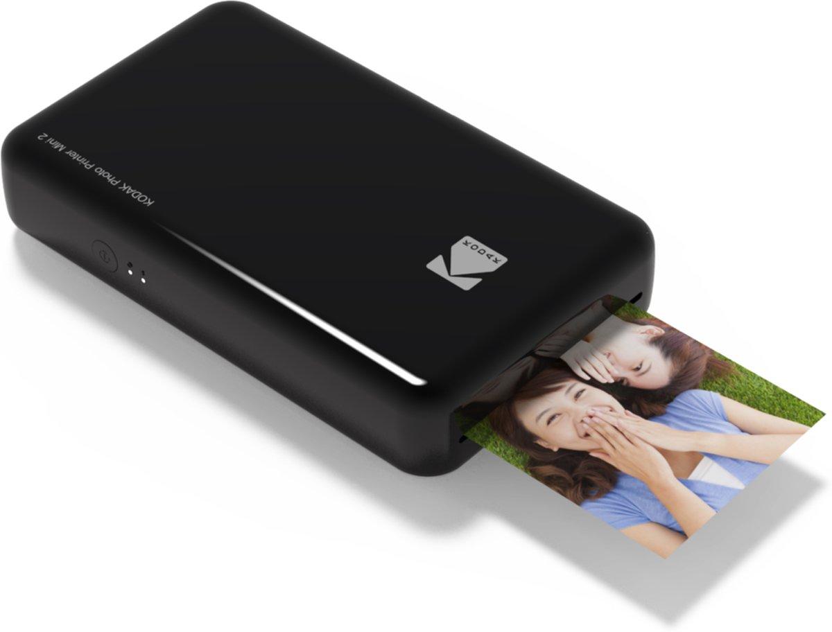Kodak Printer 2 Mini Point-and-shoot printer Zwart