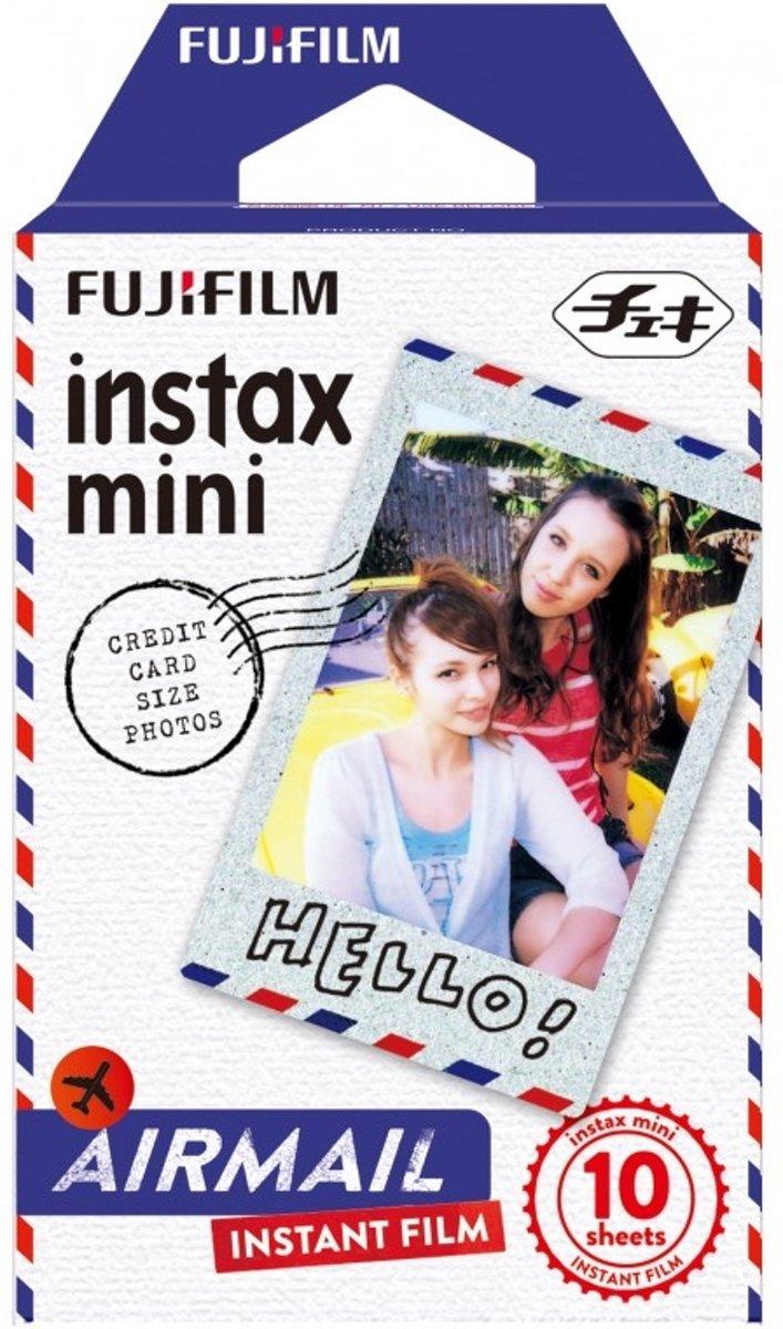 Fujifilm Instax Mini Airmail Point-and-shoot filmcamera
