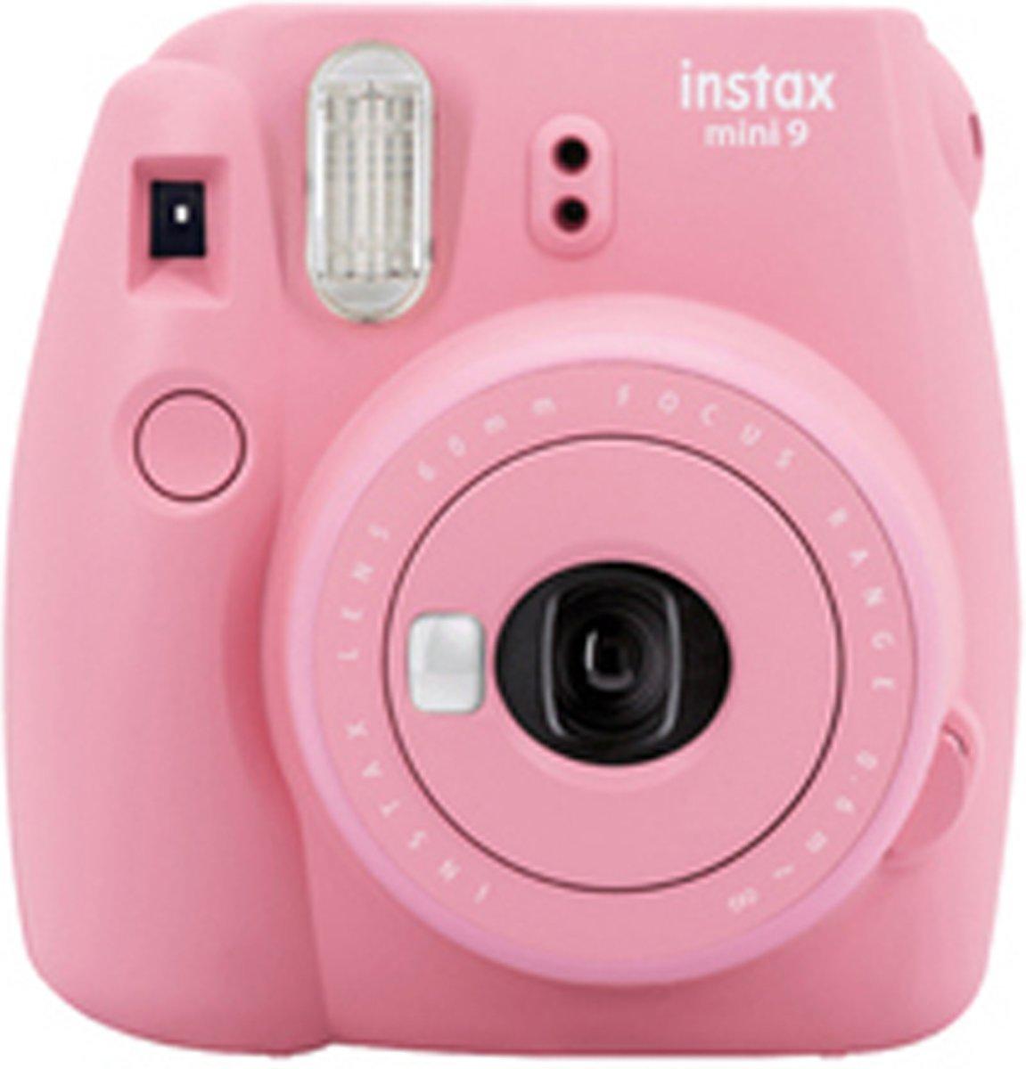 Fujifilm Instax Mini 9 - Limited Edition Polaroidcamera Blush Rose