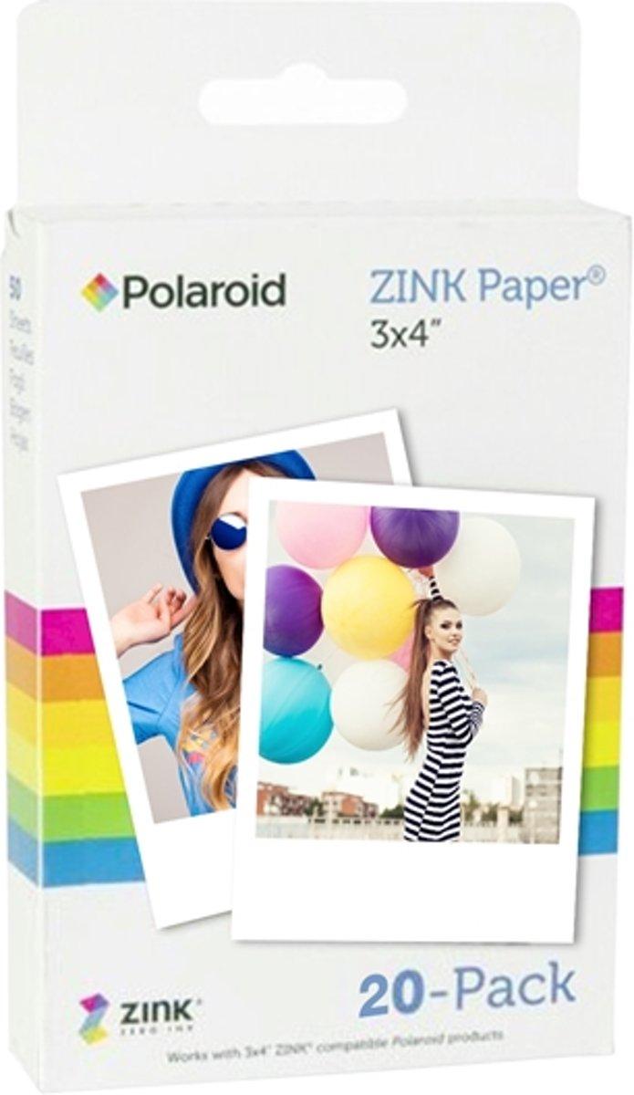 Polaroid POP 20er Zinkpapier