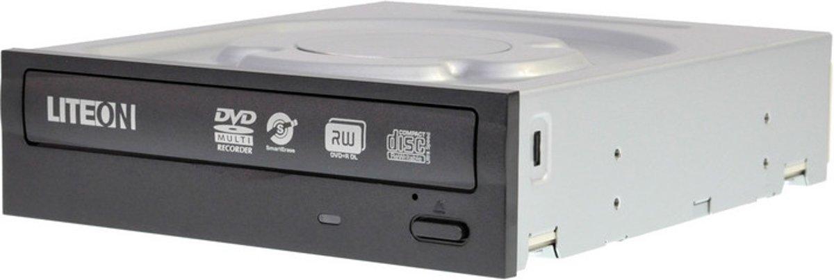 Lite-On iHAS324 Intern DVD Super Multi DL Zilver optisch schijfstation
