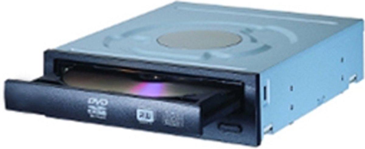Lite-On IHAS124 optisch schijfstation Intern Zwart DVD Super Multi DL