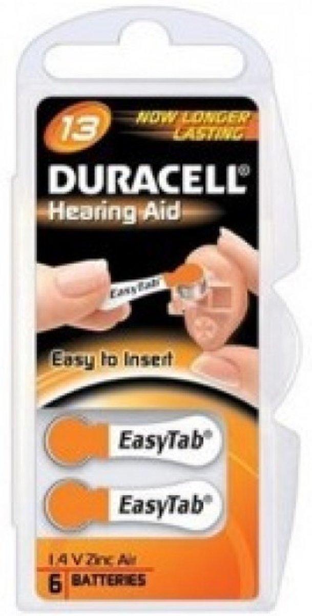 Duracell DA13 ACUSTICA Single-use battery Zink-lucht 1,4 V