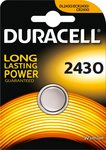 Duracell Knoopcel CR2430 B1 (1 per blister)