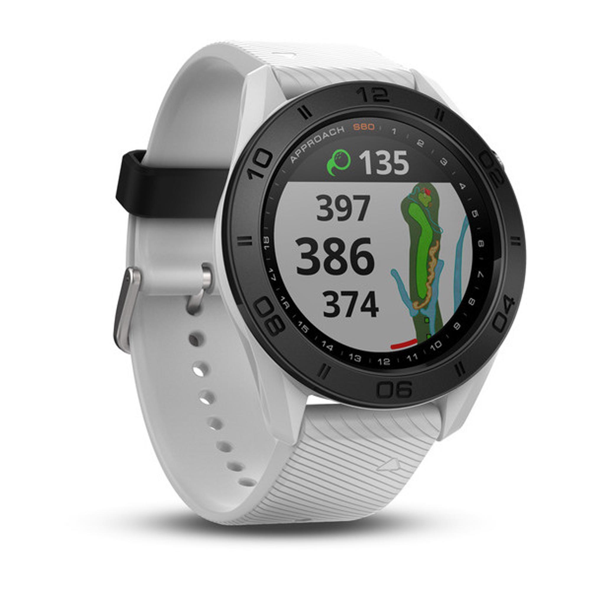 Garmin Gps-golfhorloge Approach S60 wit
