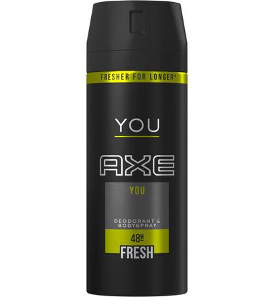 Axe Deodorant Bodyspray You (150ml)