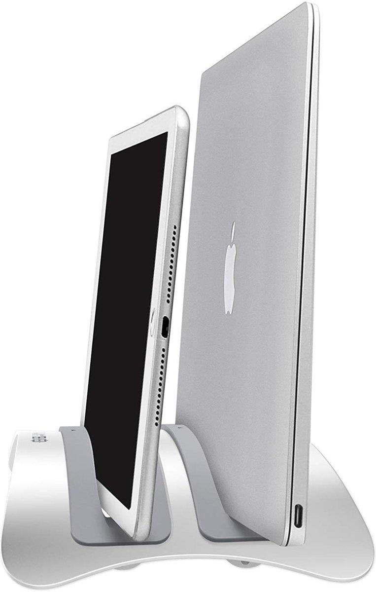 Urbo Laptop Standaard voor twee laptops of tablets