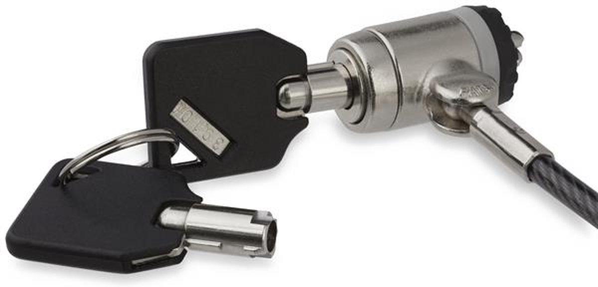 StarTech.com Laptopslot met kabel Push-to-Lock knop