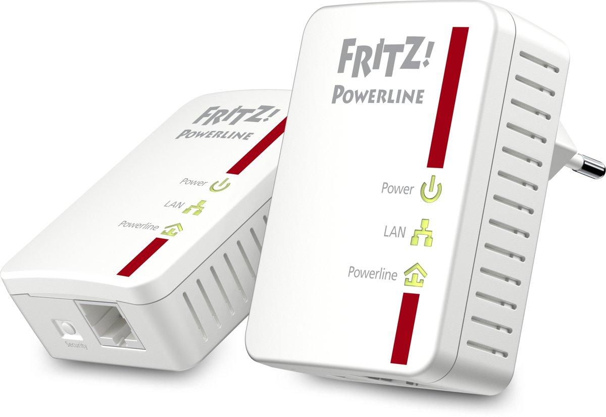 AVM FRITZ!Powerline 510E - Powerline / 2 Stuks