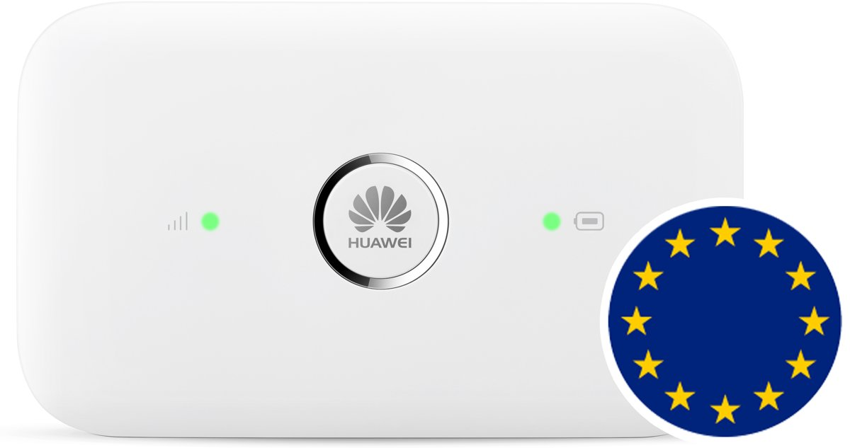 Keepgo mifi router +  EUROPA 4G LTE simkaart (inclusief 1GB - 365 dagen geldig)