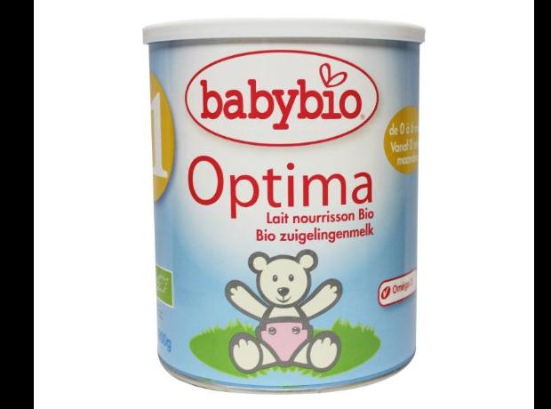 Babybio Optima 0-6 Maanden zuigelingenmelk