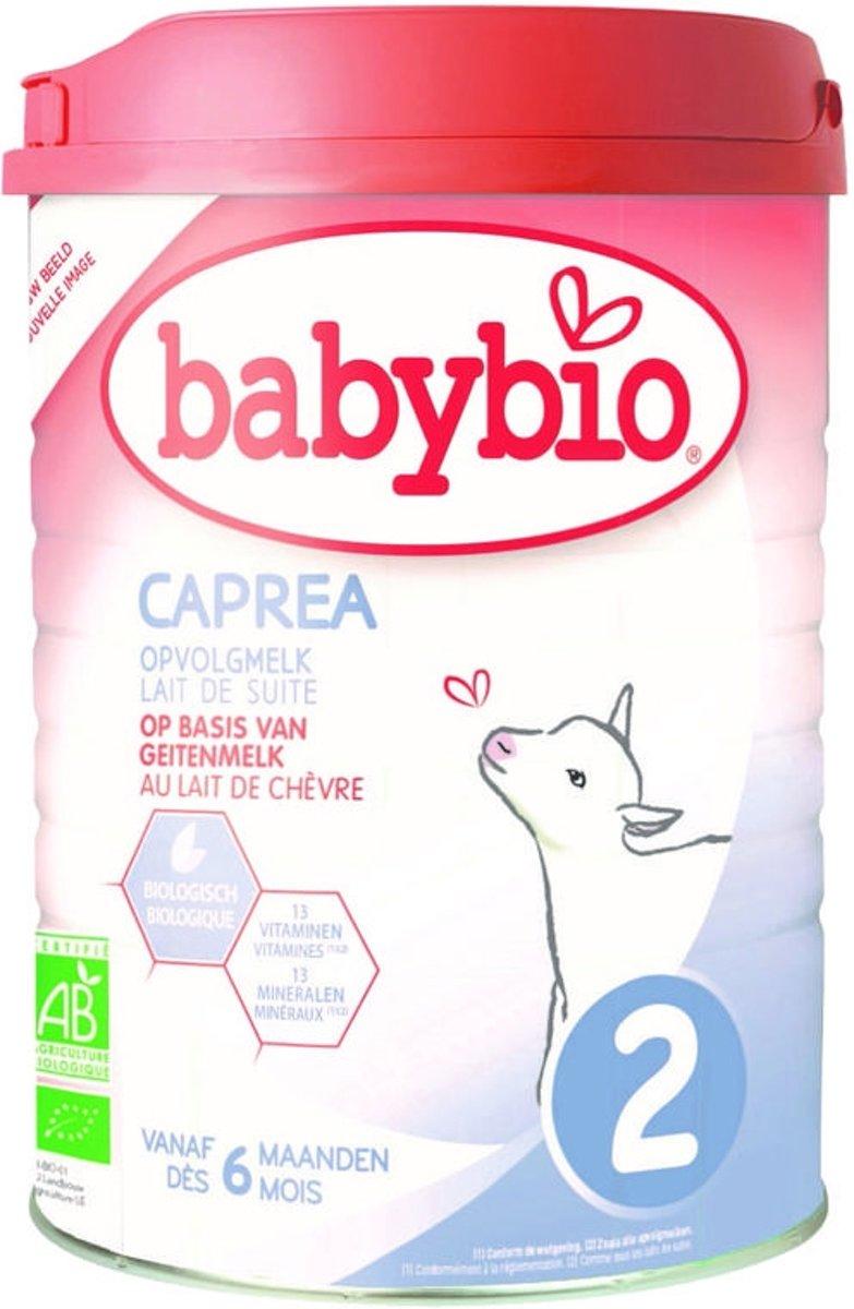 Babybio Caprea 2 Opvolgmelk Geitenmelk 6m+