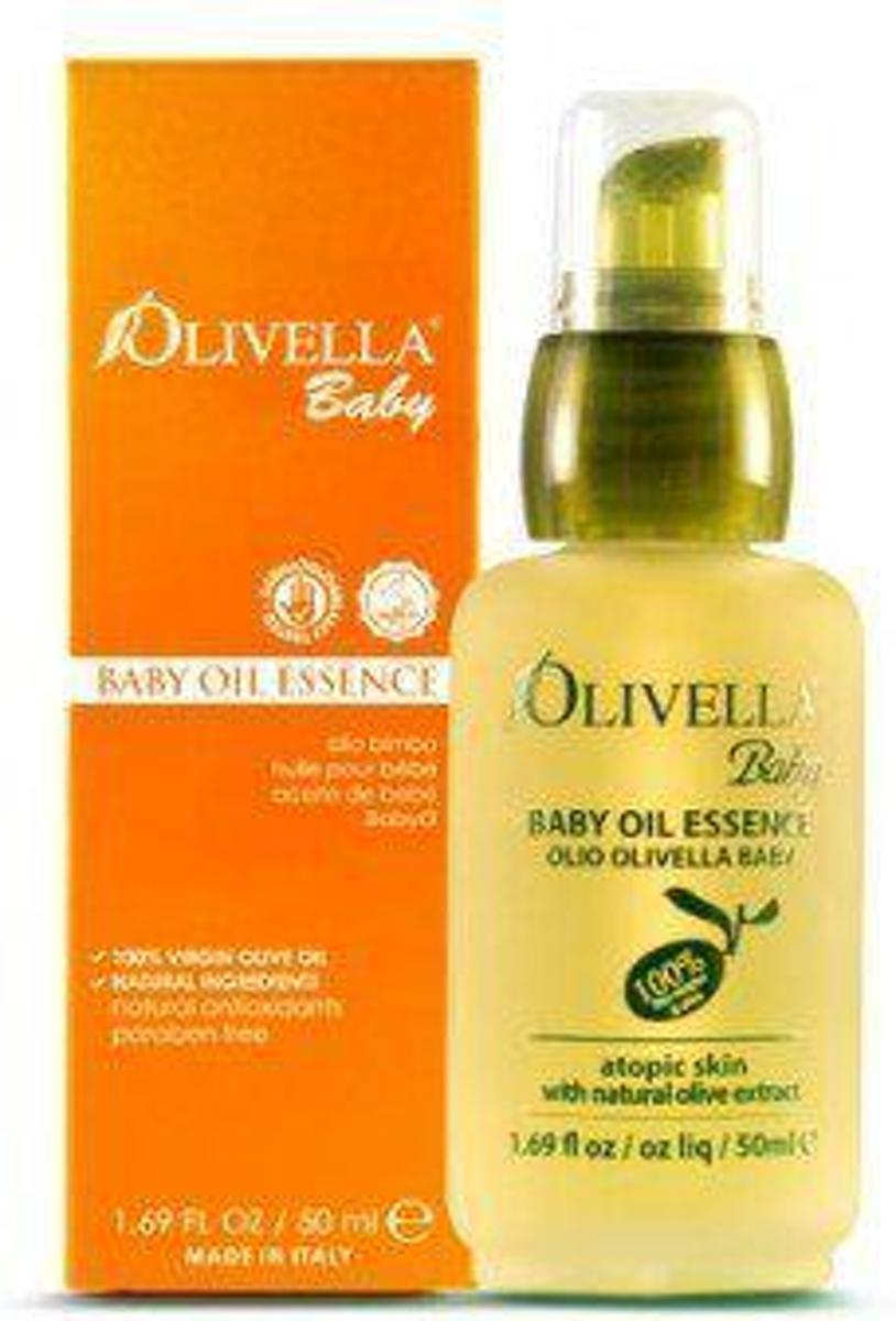 Olivella - Baby Olie met Olijfolie  50 ml
